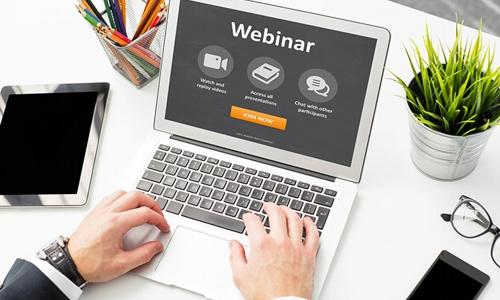 WEBINARS - Sesiones on line de corta duración desarrolladas para diversas organizaciones